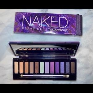 Urban decay naked ultraviolet brand new